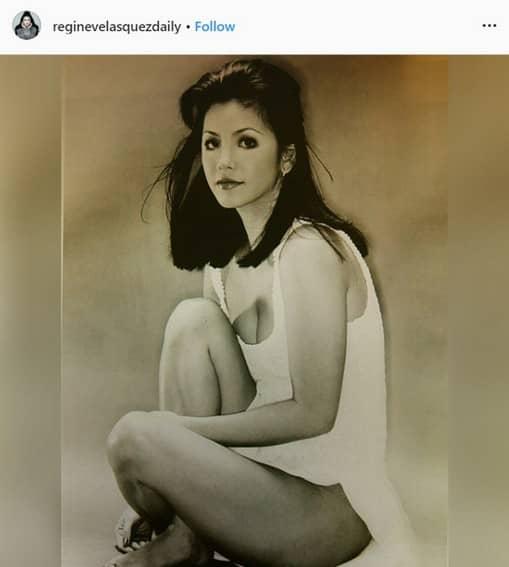 Asia's Songbird Regine Velasquez throwback photos