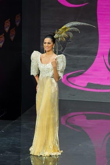 Ariella Arida's National Costume