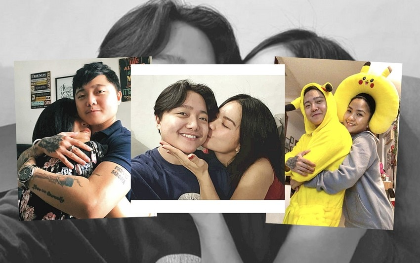 Jake Zyrus' sweetest moments with his girlfriend