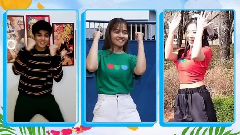 "THE STARS OF AJA! AJA! TAYO SA JEJU SHINE BRIGHT IN ABS-CBN'S ""FEEL GOOD PILIPINAS"" SPECIAL ID"