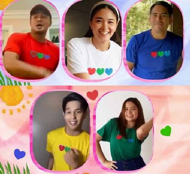 """INIT SA MAGDAMAG CAST SHINES BRIGHT IN ABS-CBN'S """"FEEL GOOD PILIPINAS"""" SPECIAL ID"""