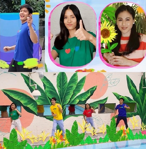 """PBB CONNECT HOSTS AND BIG 4 SHINE BRIGHT IN ABS-CBN'S """"FEEL GOOD PILIPINAS"""" SPECIAL ID"""