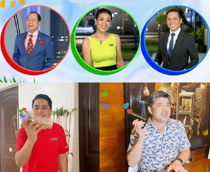"""TV PATROL AND TELERADYO ANCHORS SHINE BRIGHT IN ABS-CBN'S """"FEEL GOOD PILIPINAS"""" SPECIAL ID"""