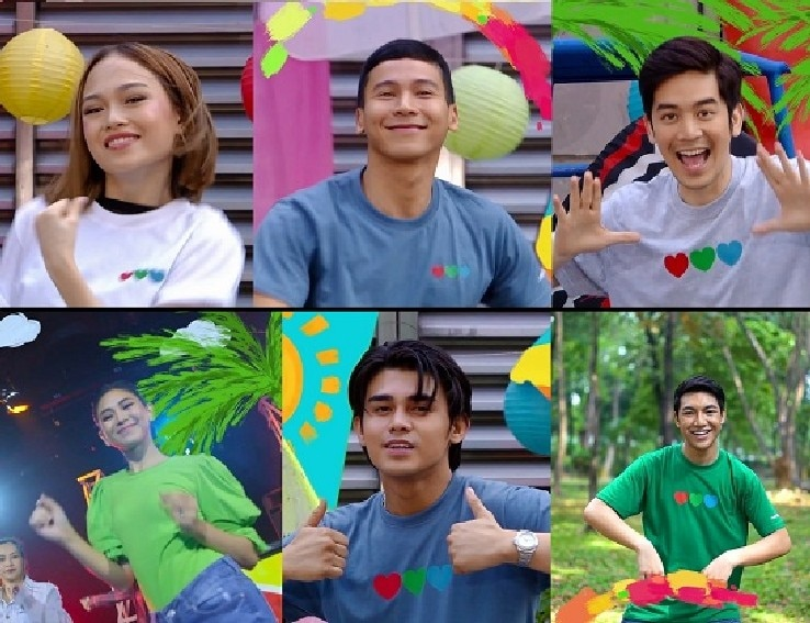 """ASAP NATIN' TO STARS SHINE BRIGHT IN ABS-CBN'S """"FEEL GOOD PILIPINAS"""" SPECIAL ID"""