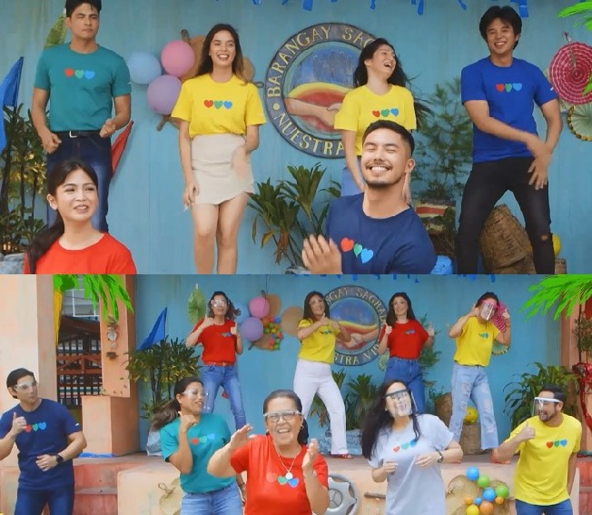 """BAGONG UMAGA CAST SHINES BRIGHT IN ABS-CBN'S """"FEEL GOOD PILIPINAS"""" SPECIAL ID"""
