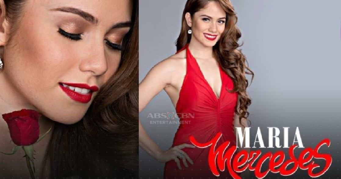 Jessy Mendiola portrayed the iconic role of Maria Mercedes (2013)