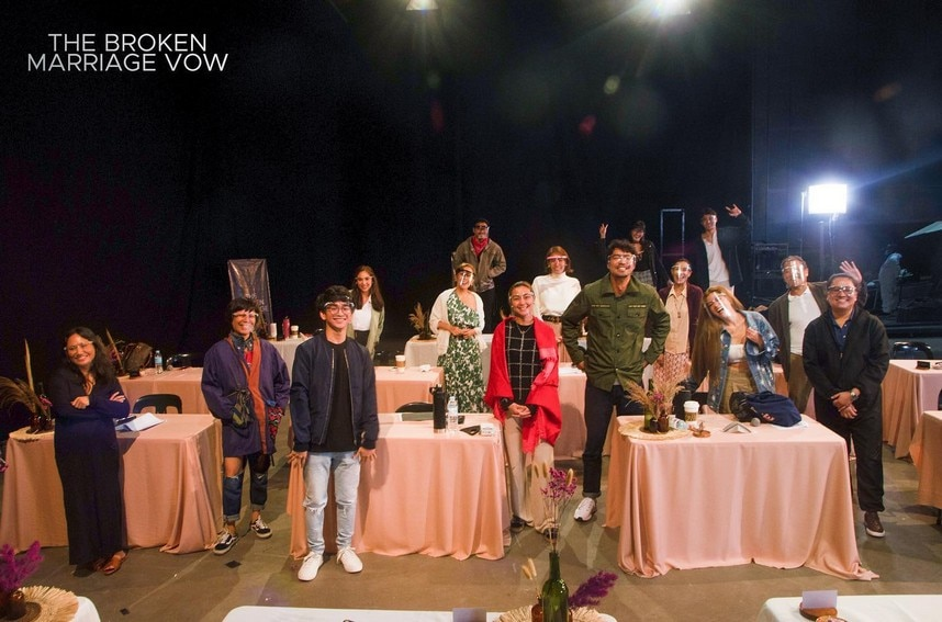 The Broken Marriage Vow Cast Table Read