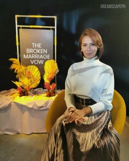 Bianca Manalo as Carol Manansala in The Broken Marriage Vow