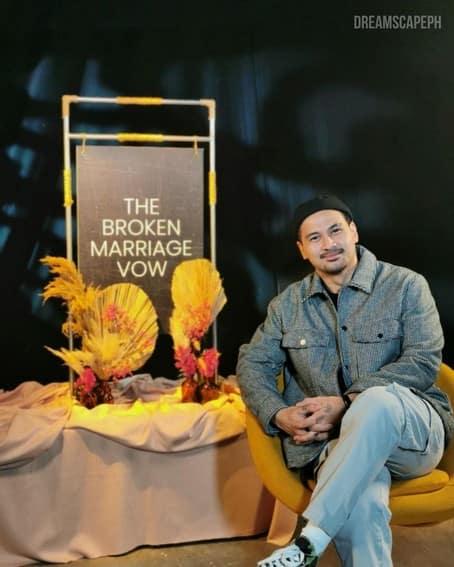 Joem Bascon as Enzo Tierra in The Broken Marriage Vow