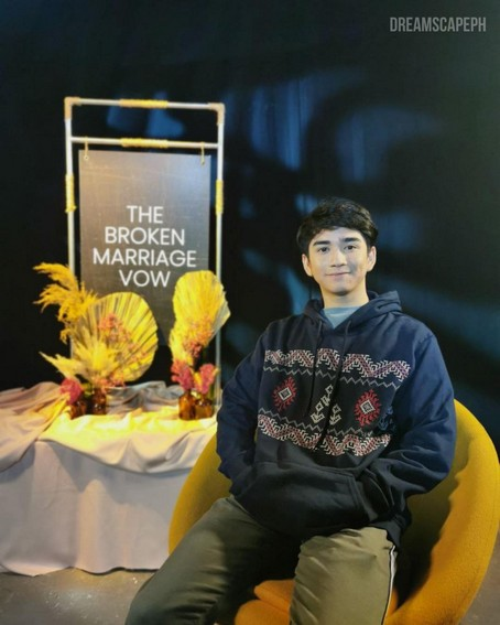 Zaijian Jaranilla as Gio Ilustre in The Broken Marriage Vow