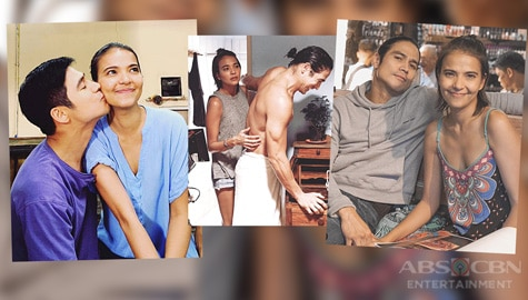 Check out these photos of Piolo and Alessandra's blossoming friendship
