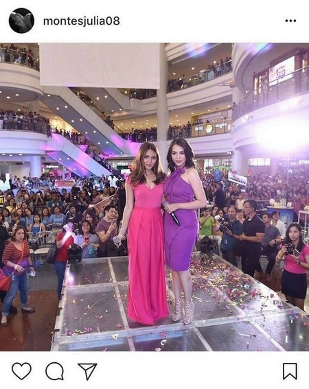A decade of friendship: Check out Julia & Kathryn's photos through the years!