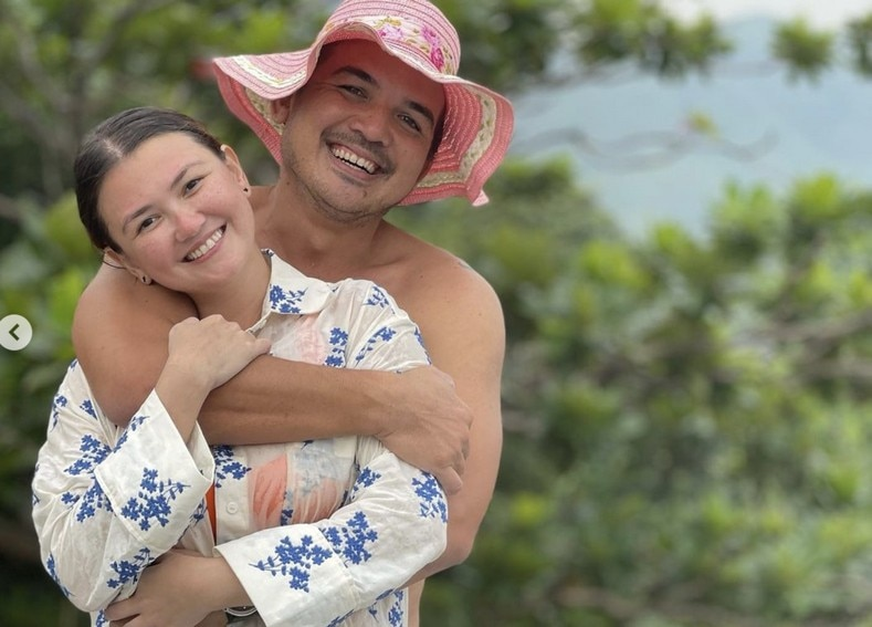 Angelica Pangiban's sweet moments with Gregg