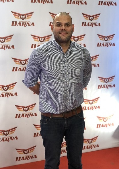Gerard Acao bilang Pansho sa Darna: The TV Series