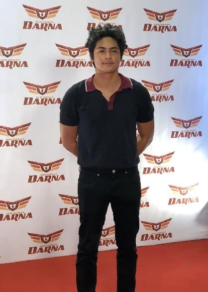 Kiko Estrada bilang Noah sa Darna: The TV Series