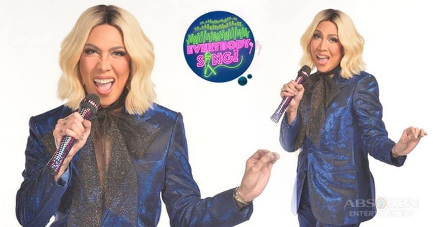 Meet the unkabogable host of Everybody Sing – Vice Ganda!