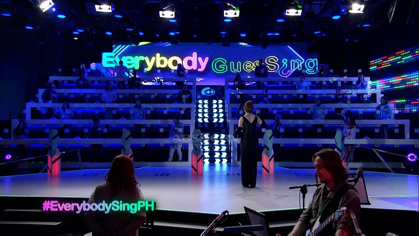 IN PHOTOS: Community pantry organizers join Everybody, Sing! | Pilot Episode