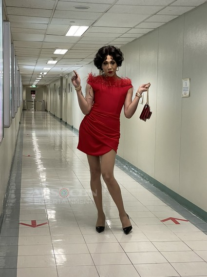 Vice Ganda as Betty Boop