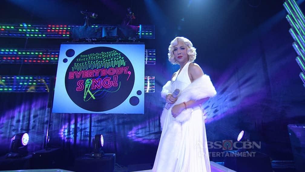 Photos Vice Ganda as Marilyn Monroe