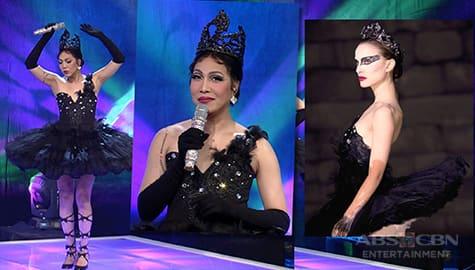 IN PHOTOS: Vice Ganda as Black Swan on Everybody Sing