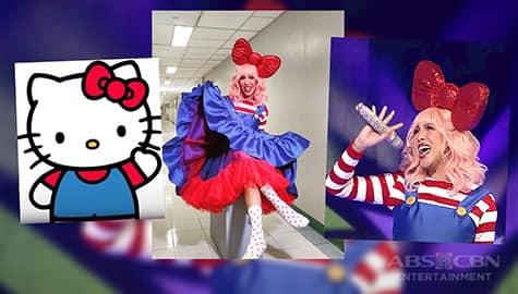 Vice Ganda as Hello Kitty
