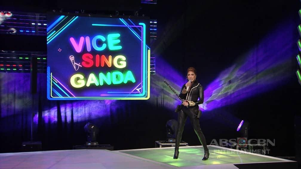 Vice as Black Widow