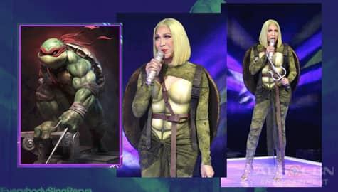 LOOK: Vice Ganda as a Ninja Turtle on Everybody Sing