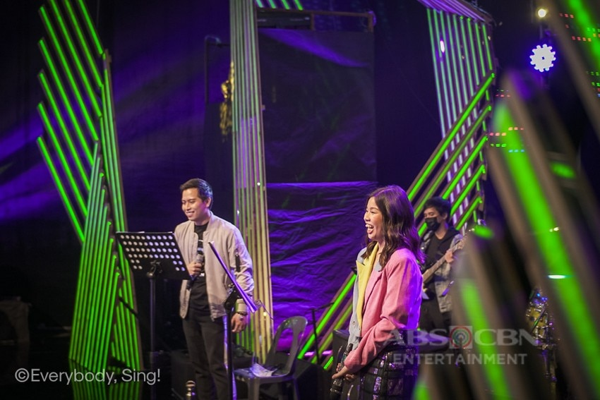 Everybody Sing: Jason & Elha