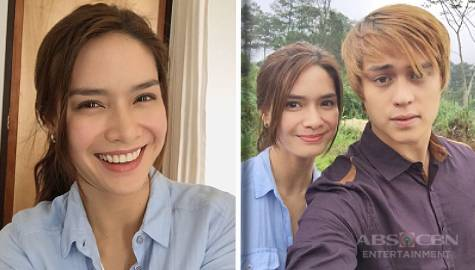 BEHIND-THE-SCENES PHOTOS: Erich Gonzales is Forevermore's Alex Pante
