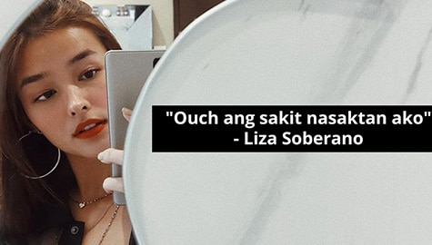 Liza Soberano responds to bashers