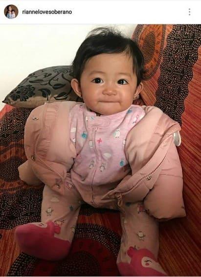 Liza Soberano mini-me