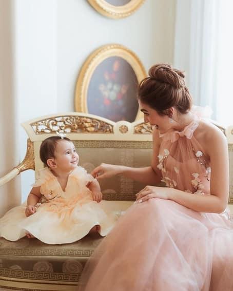 sofia andres daughter zoe birthday