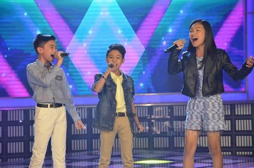 GGV Bea Angelica The Voice Kids