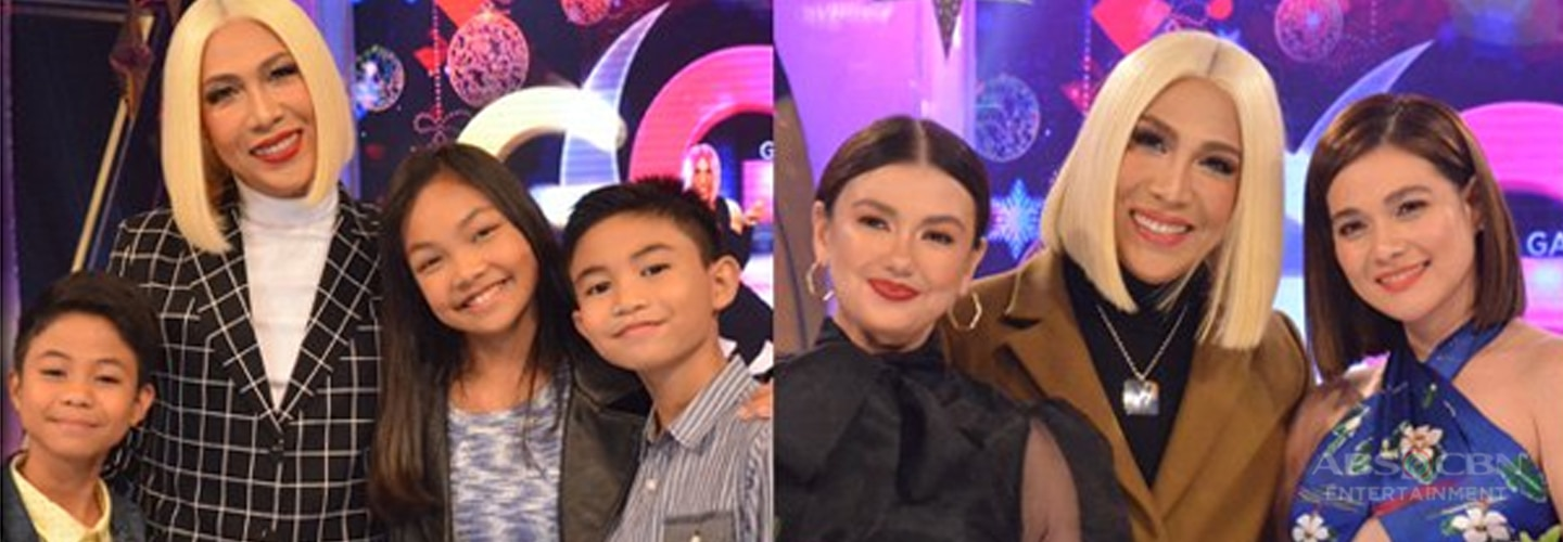 ABS-CBN GGV Bea Angelica The Voice Kids