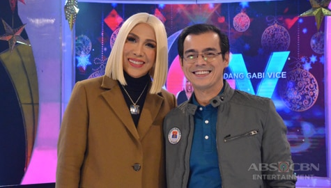 PHOTOS: Mayor Isko Moreno on Gandang Gabi Vice
