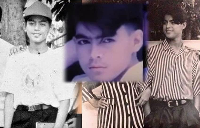 Yorme Isko Moreno throwback photos