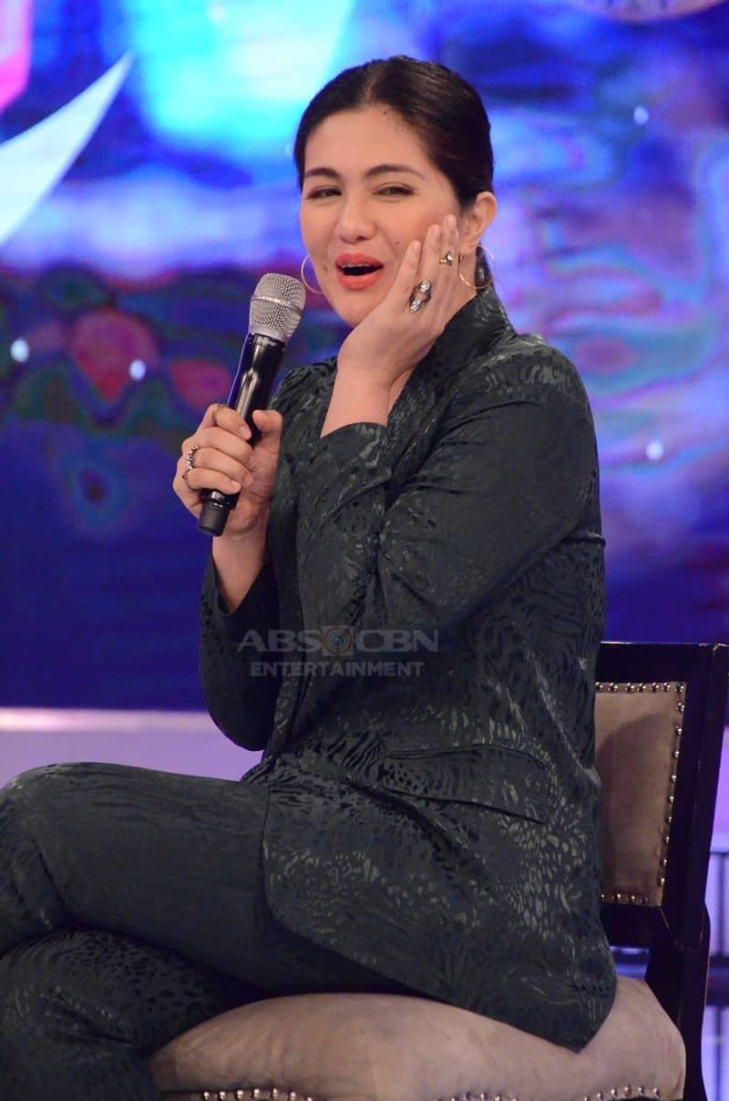 Dimples Romana on Gandang Gabi Vice