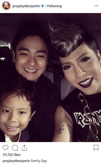 Vice Ganda and Coco Martin Friendship