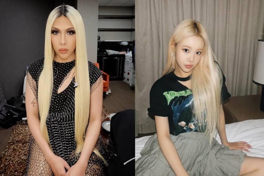 Twinning Hairstyles Vice Ganda at Jooe