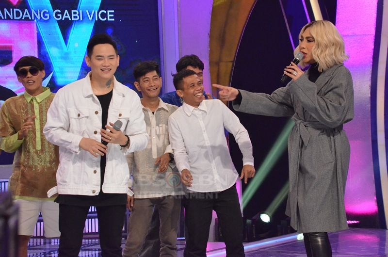 Nash Aguas, Jerome Ponce, iDolls and Mark Michael on Gandang Gabi Vice!