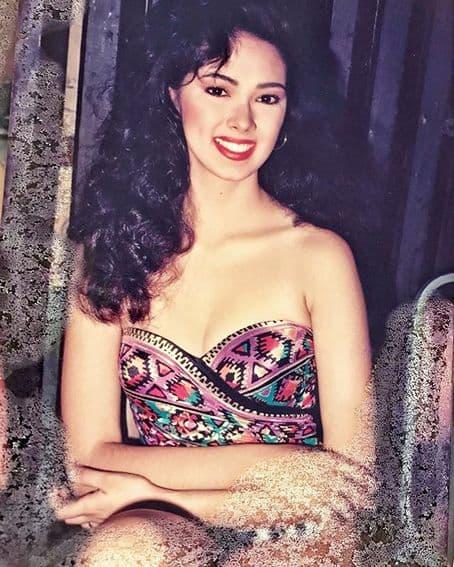 ruffa Gutierrez binibining pilipinas coronation 1993