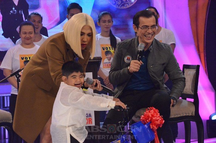 Yorme Aaron Sunga showtime ggv