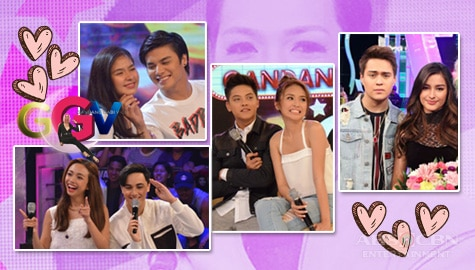Kapamilya loveteams who spread kilig, good vibes on Gandang Gabi Vice through the years