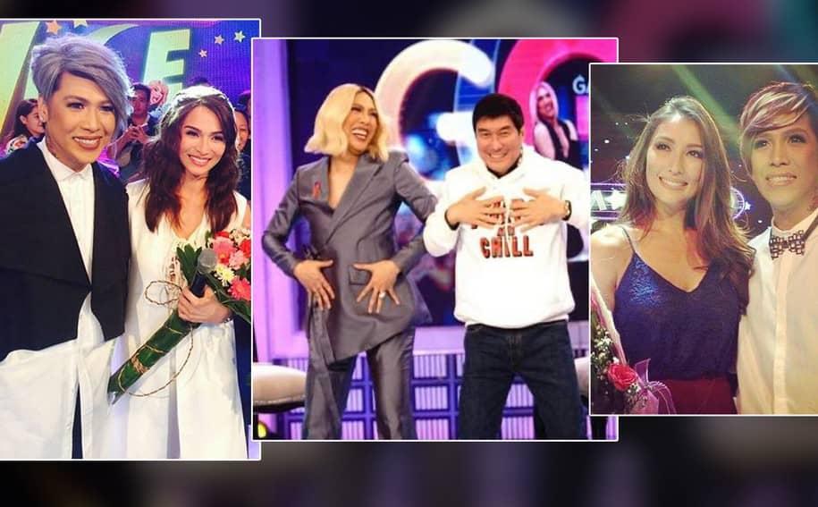 7 non-Kapamilya celebs who graced Gandang Gabi Vice through the years