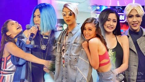 Check out these photos of Kim Chiu and Vice Ganda's fun-filled friendship