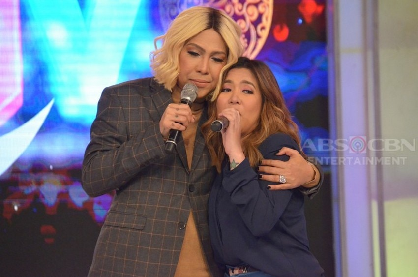 Vice Ganda and Angeline Quinto's friendship through the years
