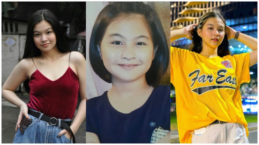 Remember Cessa from Goin' Bulilit? She's all grown up and here are photos for you to see!