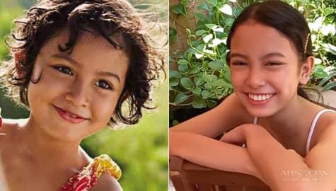 14 photos of Jana Agoncillo that will make you say 'dalaga na siya'