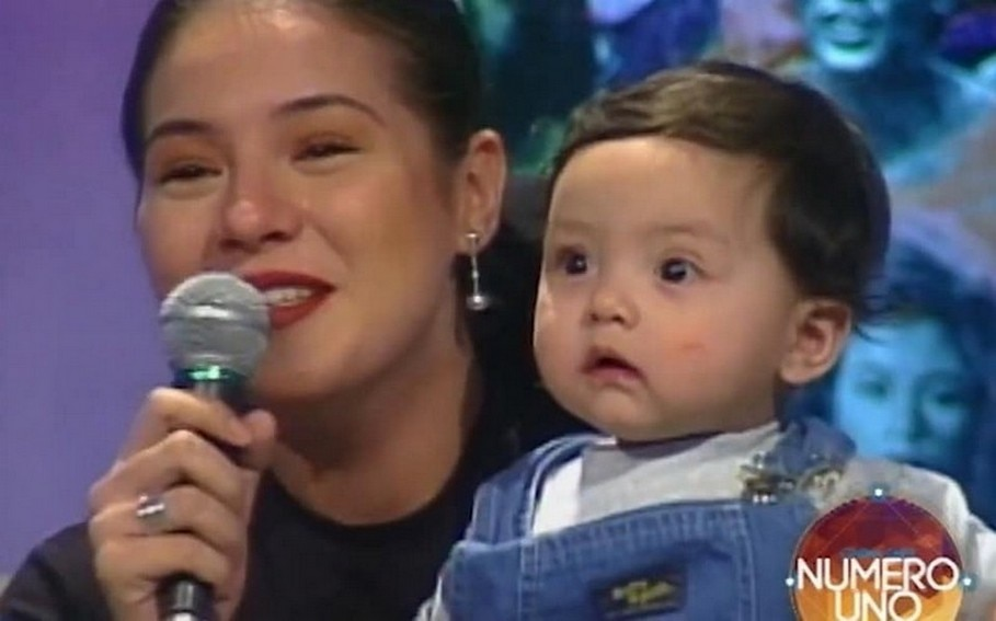 These baby photos of Daniel Padilla will make you want to pinch your screens