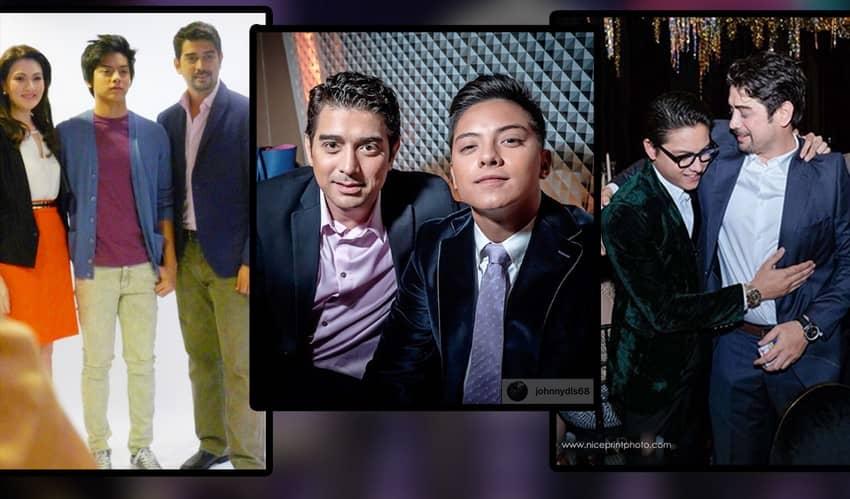 Photos of Daniel Padilla and Ian Veneracion's friendship through the years!